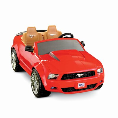 Fisher-Price Racing Ford Mustang