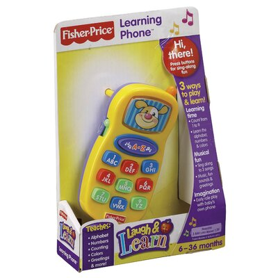 Fisher-Price Laugh and Learn Toy at Sears.com