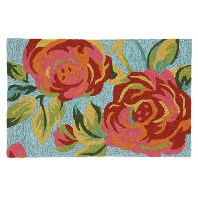 Aphrodite Lake Outdoor Area Rug Rug Size: Rectangle 2 x 3