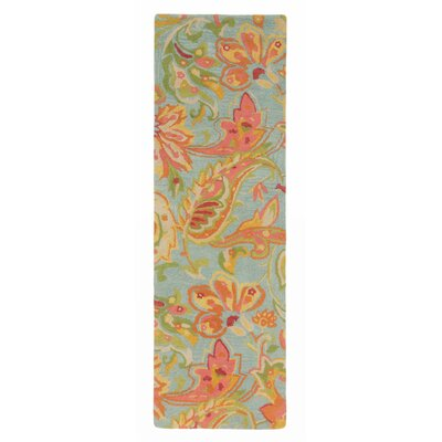 Serendipity Lake Area Rug Rug Size: Runner 26 x 8