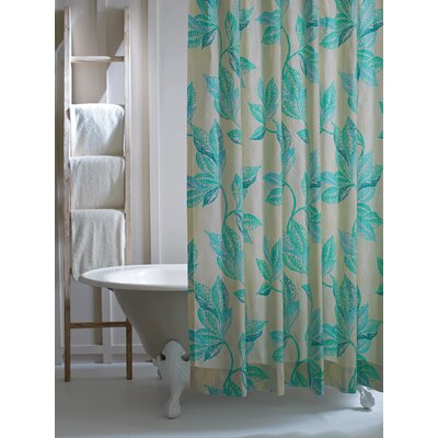 Shaye Cotton Shower Curtain