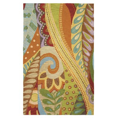 Art and Soul Area Rug Rug Size: Rectangle 4 x 6