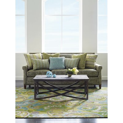 Green with Envy Willow Area Rug Rug Size: 3 x 5