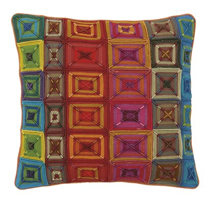 Couloir Cotton Throw Pillow