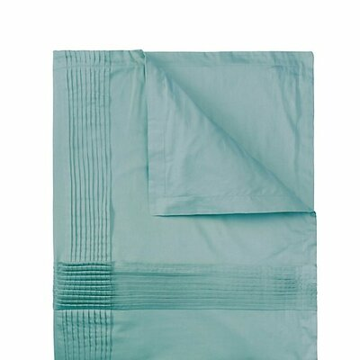 Fountain Duvet Color: Lake, Size: Twin