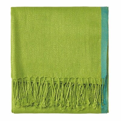 Ridgely Throw Color: Lime