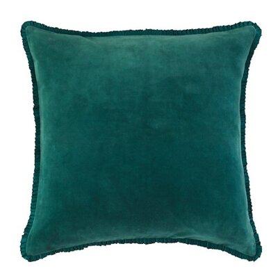 Larissa Euro Sham Color: Peacock