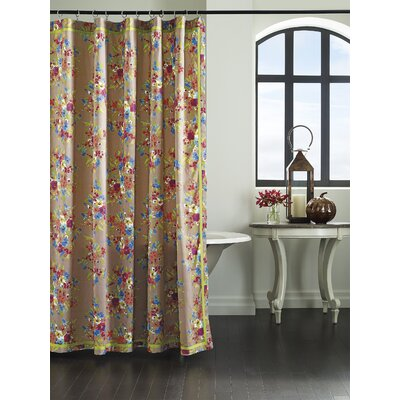 Lucy Sateen Shower Curtain