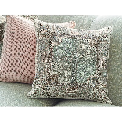 Agra Cotton Throw Pillow