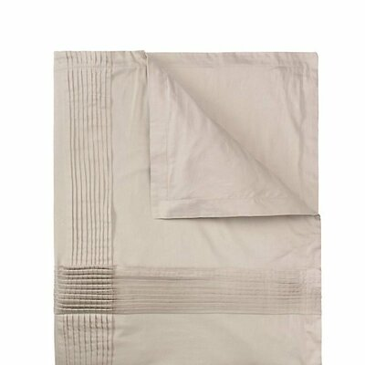 Fountain Duvet Color: Driftwood, Size: King