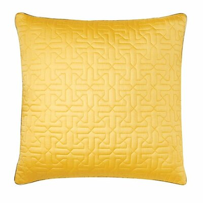 Legato Throw Pillow Color: Sun