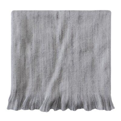 Confetti Throw Color: Platinum