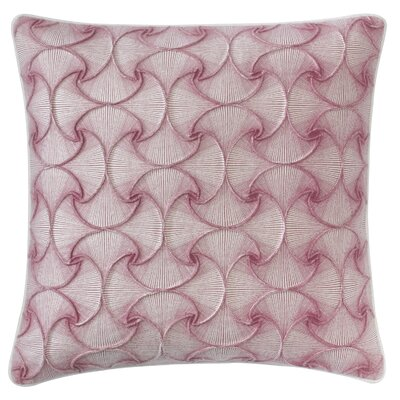 Deja Vu Throw Pillow Color: Berry