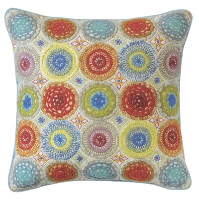 High Jinks Cotton Throw Pillow