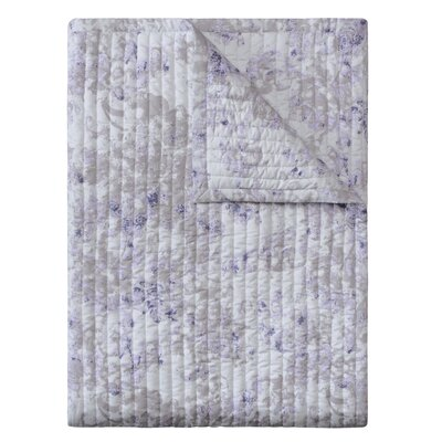 Aria Spa Blue Quilt Size: Full / Queen