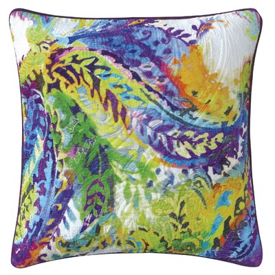 Galleria Velvet Throw Pillow