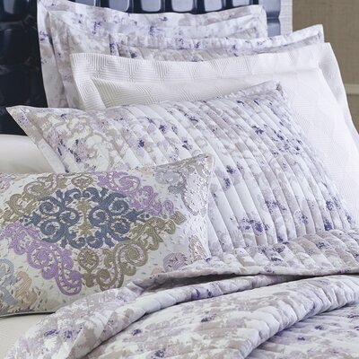 Aria Quilted Sham Size: King