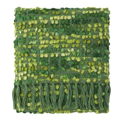 Park Throw Blanket Color: Clover