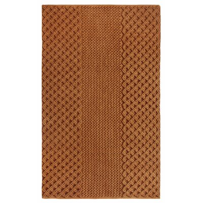 Aran Isle Toffee Area Rug Rug Size: Rectangle 9 x 13