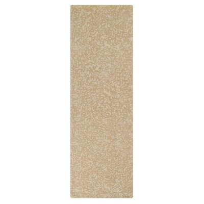 Crackle Hand-Tufted Driftwood Area Rug Rug Size: Square 1 x 1