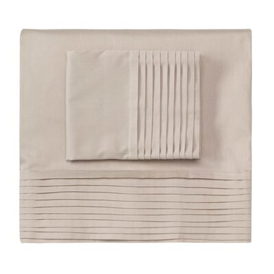 Fountain Pillow Case Size: Standard, Color: Ivory