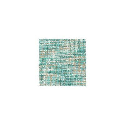 Tweedy Lake Machine Woven Blue Area Rug Rug Size: Rectangle 1 x 1