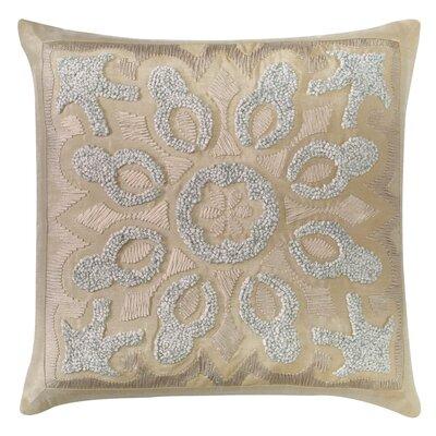 Cassandra Throw Pillow Color: Driftwood