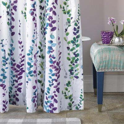 Ophelia Cotton Shower Curtain