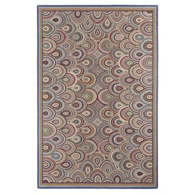 Gingrich Brown Area Rug Rug Size: Rectangle 76 x 96