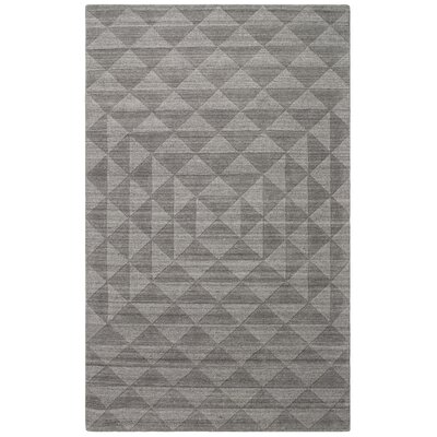 Fergerson Gray Area Rug Rug Size: Rectangle 76 x 96