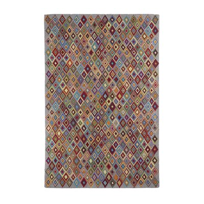 Gingrich Brown Area Rug Rug Size: Rectangle 56 x 86
