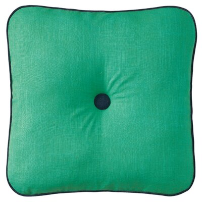 Spencer Throw Pillow Color: Green