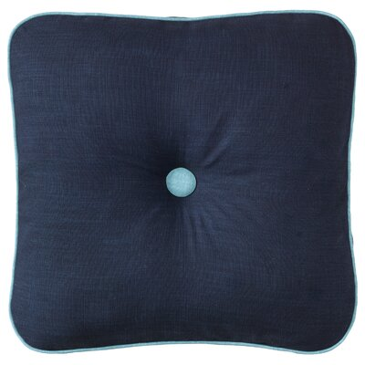 Spencer Throw Pillow Color: Navy