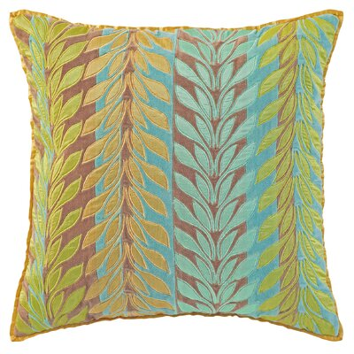 Laurel Branch Throw Pillow Color: Lake