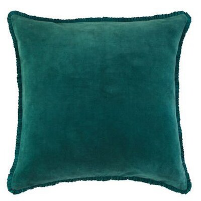 Larissa Throw Pillow Color: Peacock