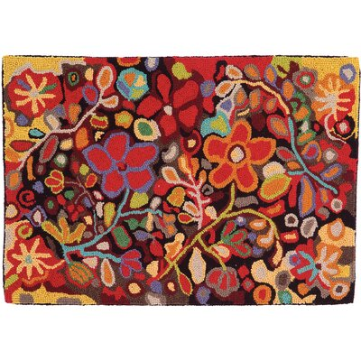 Wendys Garden Area Rug Rug Size: Rectangle 2 x 3