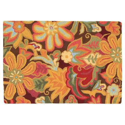 Tapestry Area Rug Rug Size: Rectangle 2 x 3
