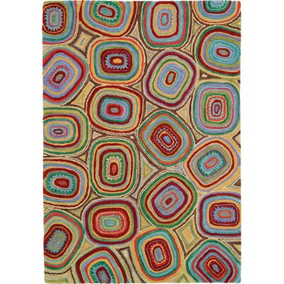 River Bend Area Rug Rug Size: 46 x 66