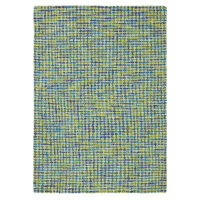 Tweedy Blue Area Rug Rug Size: Rectangle 9 x 13