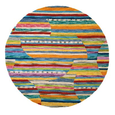 Jubilee Area Rug Rug Size: Round 7