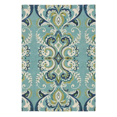 Adele Lake Area Rug Rug Size: Rectangle 4 x 6