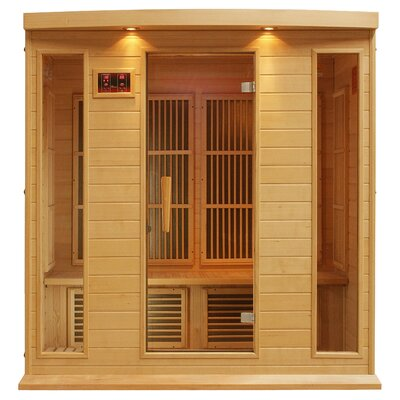 MAXXUS 4 Person Far Infrared Carbon Sauna at Sears.com