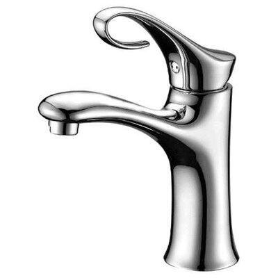 Single Handle Bathroom Faucet Finish: Polished Chrome