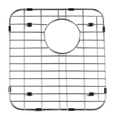 14 x 15 Left Side Kitchen Sink Grid