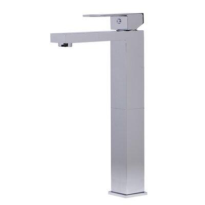 Single Handle Bathroom Faucet I Finish: Polished Chrome