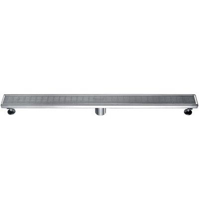 Stainless Steel 3 Grid Shower Drain