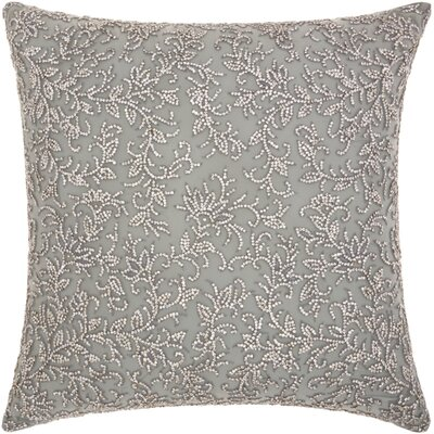 Couture Velvet Throw Pillow