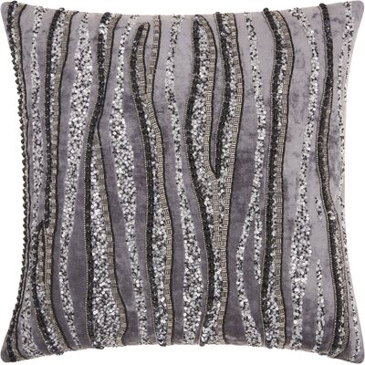 Borderview Throw Pillow