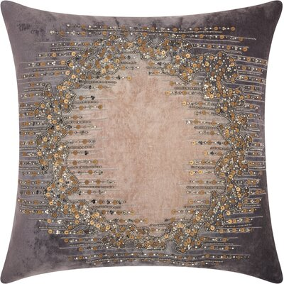 Borderview Imported Throw Pillow