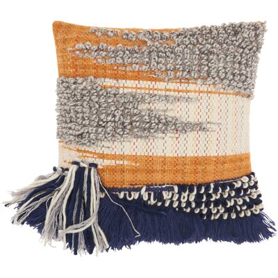 Emile 100% Wool Throw Pillow